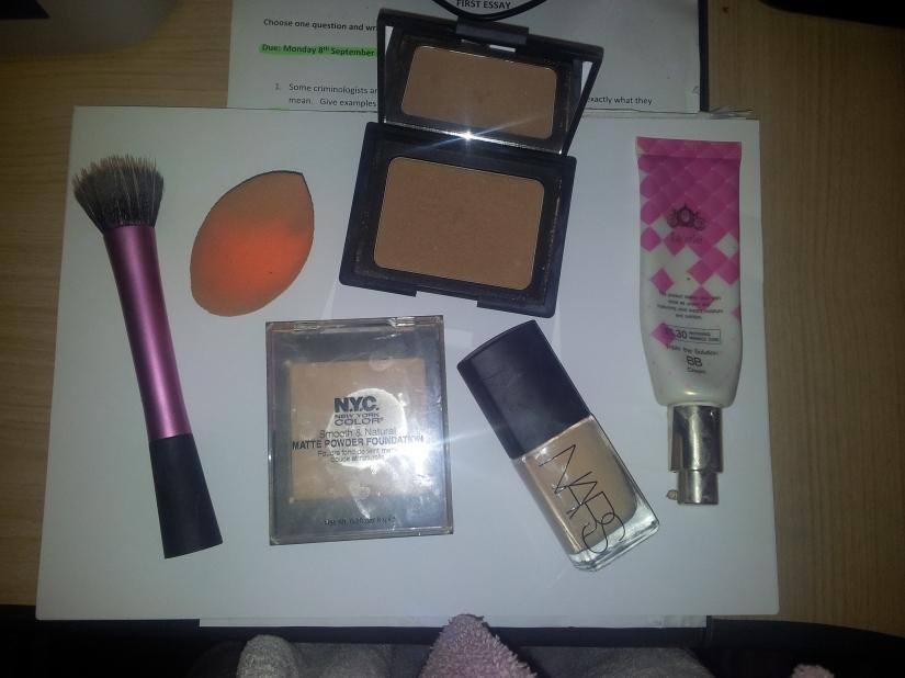 Beauty  August MakeupFavorites