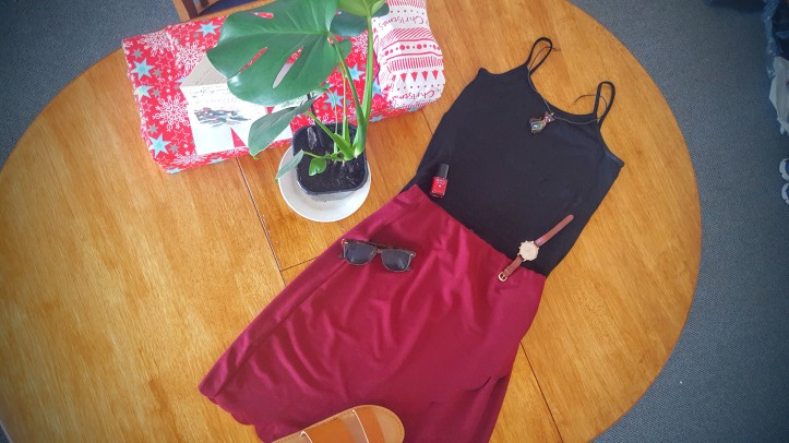 Christmas Outfit 2015