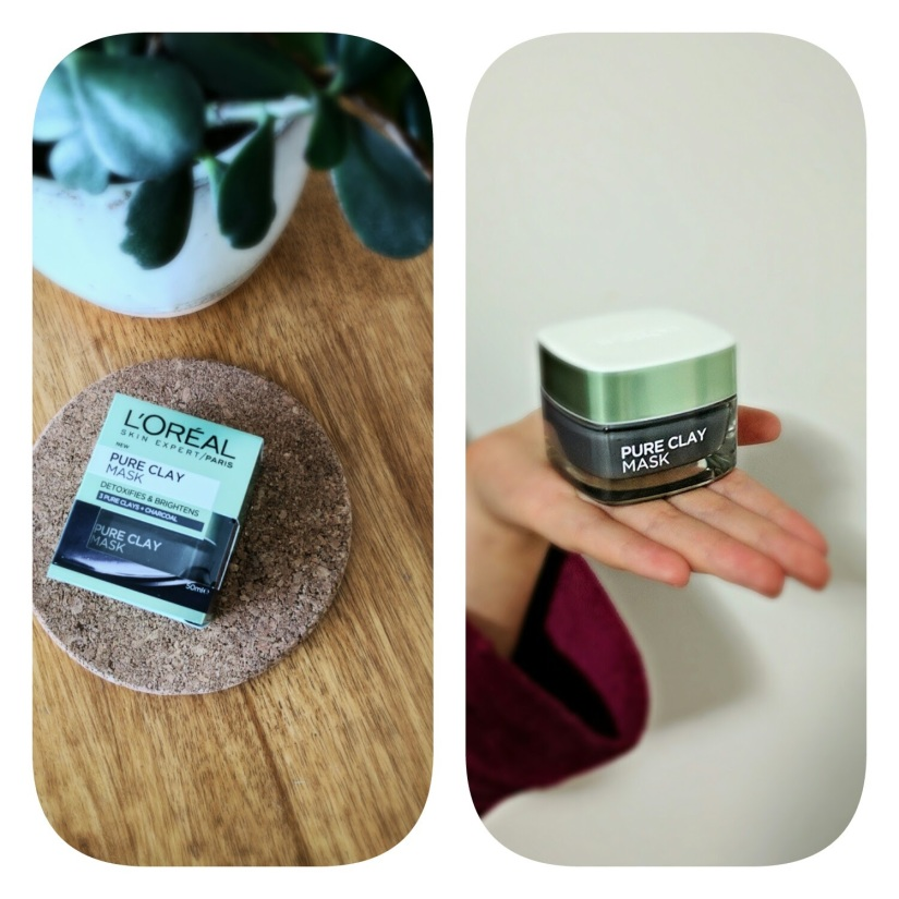 L'Oreal Skin Expert Pure Clay Mask | Review