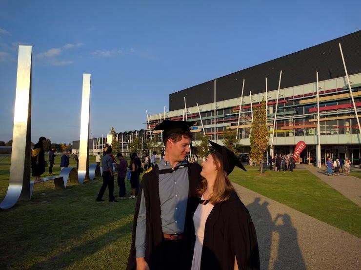 dietmar-and-i-graduation